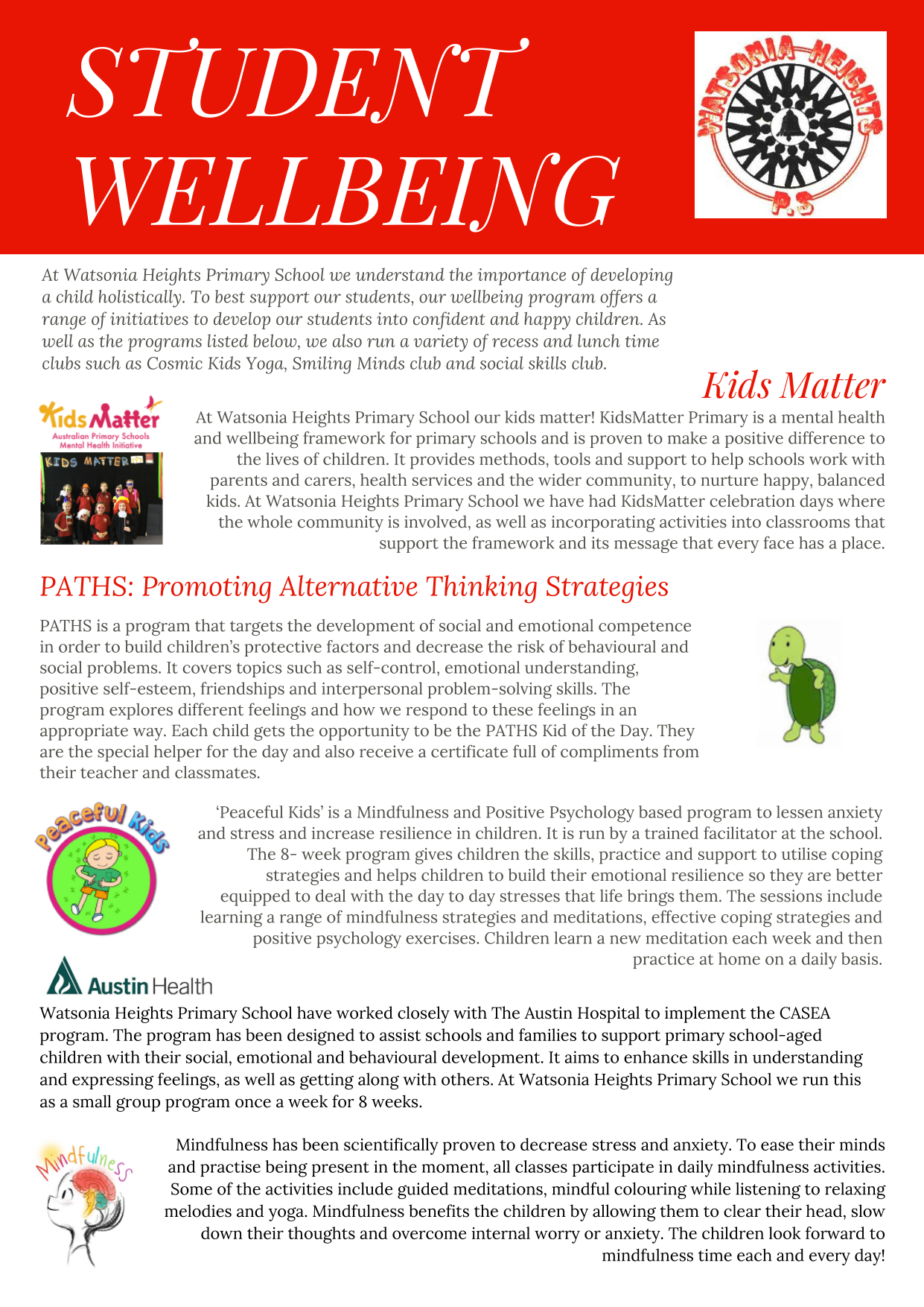 wellbeing blurb